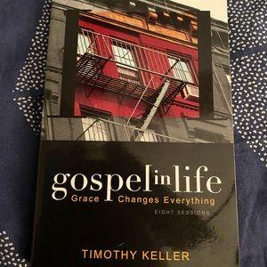 """NWOT-book""""Gospel in Life"""" by Timothy Keller"""